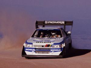 Ари Ватанен на Peugeot 405 T16