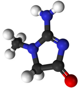 Молекула креатина