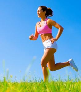 Легкий бег