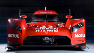 Nissan GT-R LM 2015
