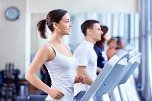 Фитнес тренинг