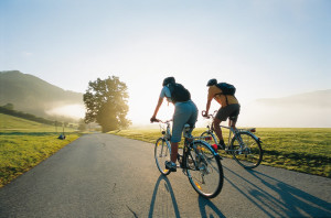 польза велоспорта