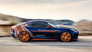 Jaguar F-Type R Bloodhound SSC