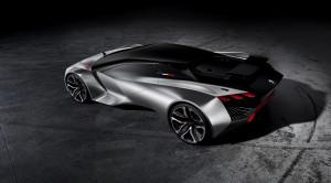 Peugeot Vision GT Gran Turismo
