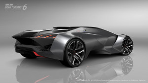 Peugeot Vision GT Gran Turismo 6