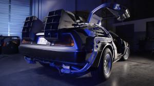DeLorean DMC-12 Назад в будущее