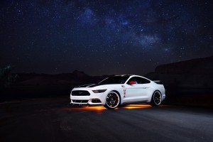 Ford Mustang - Apollo Edition