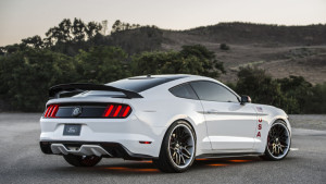 Mustang - Apollo Edition 2015