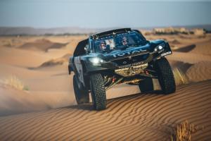 Обновлённый Peugeot 2oo8 Dakar 2016
