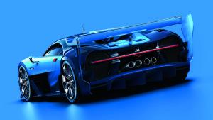 Bugatti Vision Gran Turismo 2016