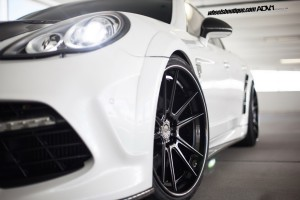 Porsche Panamera Mansory 1