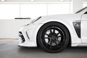 Porsche Panamera Mansory 2015