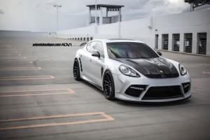 Porsche Panamera Mansory