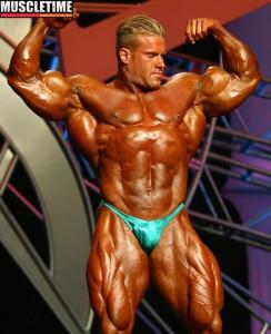 Джей Катлер - Мистер Олимпия 2003