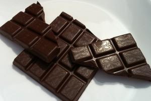 Полезные свойства тёмного шоколада