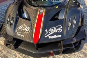 Pagani Zonda Revolucion Nürburgring 2015