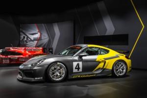 Porsche Cayman GT4 Clubsport 10