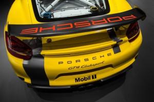 Porsche Cayman GT4 Clubsport 2