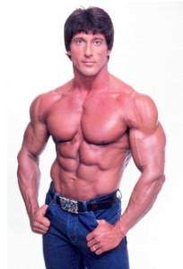 Фрэнк Зейн - самый эстетичный атлет