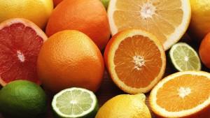 Цитрусовы фрукты