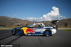 Mazda MX-5 Red Bull 1