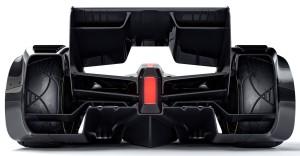 McLaren MP4-X 6