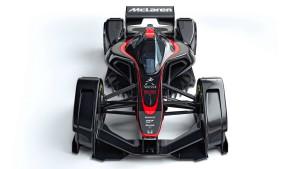 McLaren MP4-X F1