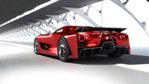 Nissan Vision GT 2020 1