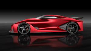 Nissan Vision GT 2020 2
