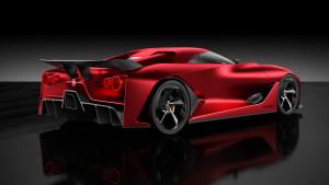 Nissan Vision GT 2020 3
