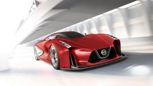 Nissan Vision GT 2020