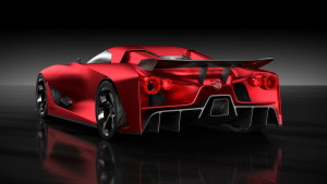 Nissan Vision GT 2020 4