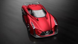 Nissan Vision GT 2020 5