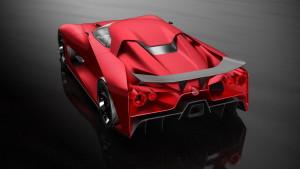 Nissan Vision GT 2020 6