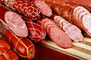 обработанное мясо