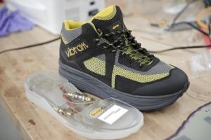 обувь для зарядки смартфона