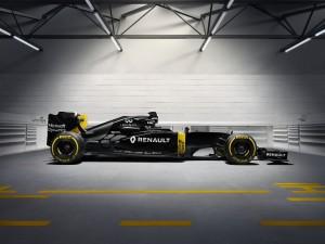 новый Renault F1