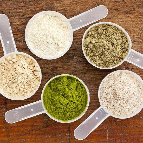 протеин из разных источников