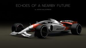 прототип F1 от McLaren 1