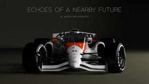 прототип F1 от McLaren 2