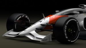прототип F1 от McLaren 3