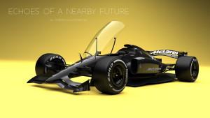 прототип F1 от McLaren