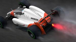 прототип F1 от McLaren 4