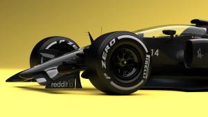прототип F1 от McLaren 5