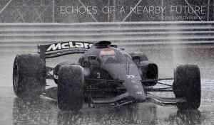 прототип F1 от McLaren 6