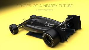 прототип F1 от McLaren 8