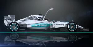 Mercedes F1