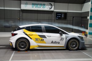 Opel Astra оптимизируют для гонок TCR