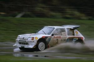 Peugeot 205 Turbo 16 Evo II