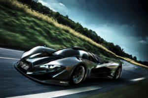 Суперкар Mercedes-AMG